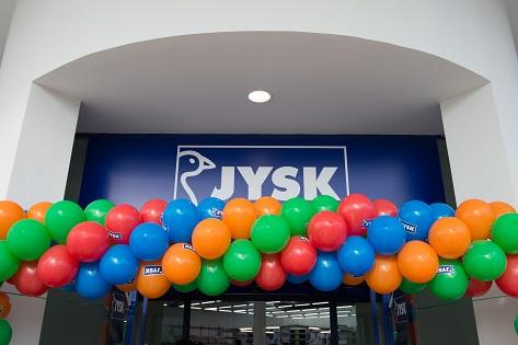 Η διεθνής αλυσίδα JYSK εγκαινιάζει το 24ο κατάστημά της, στα Χανιά