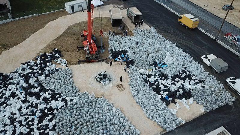 Με νέο ρεκόρ Γκίνες ολοκληρώθηκε η προσπάθεια του Συστήματος Ανταποδοτική Ανακύκλωση από την περισυλλογή γυάλινων μπουκαλιών.