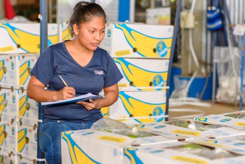 H εταιρεία Chiquita δημιούργησε μία σειρά σημαντικών εργαλείων που διασφαλίζουν τα δικαιώματα των γυναικών.