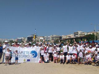 Με αφορμή την Παγκόσμια Ημέρα Περιβάλλοντος, 60 εργαζόμενοι της ΕΛΑΪΣ-Unilever Hellas συμμετείχαν στη δράση «Καθαρίζουμε την Ευρώπη».