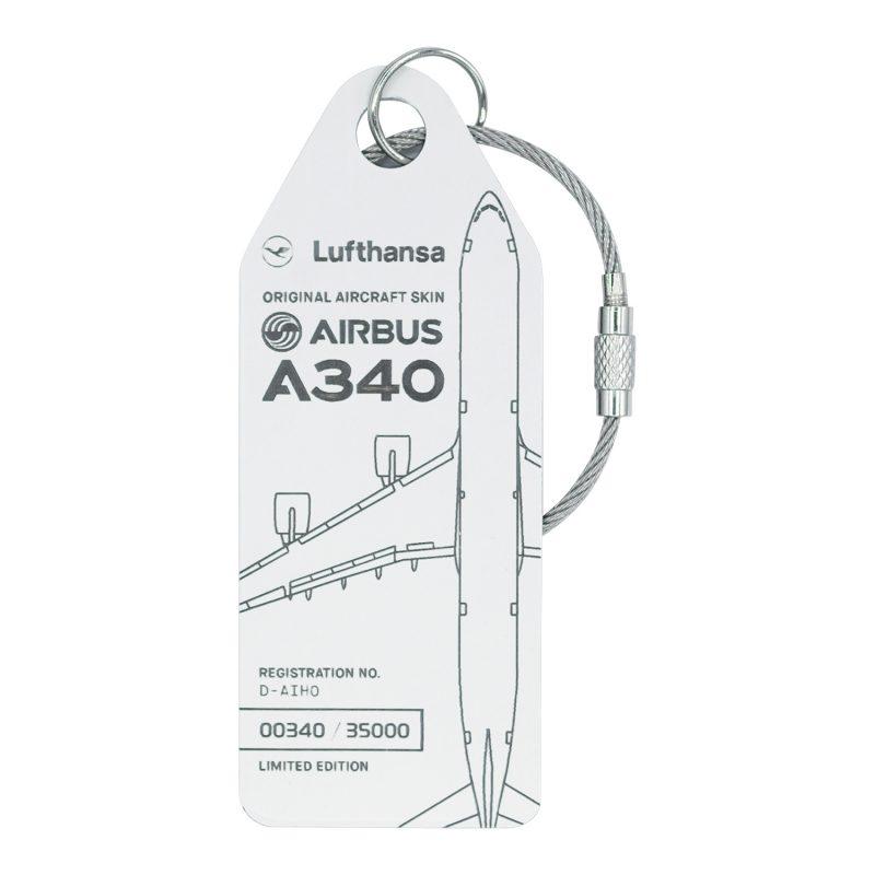 Η συλλογή Lufthansa Upcycling Collection κατασκευάζεται από ανακυκλωμένα υλικά αεροσκάφους και από δημοφιλείς σχεδιαστές.