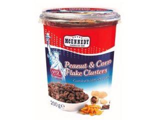 Ο ΕΦΕΤ ζήτησε προληπτικά την άμεση ανάκληση / απόσυρση του προϊόντος McEnnedy (Peanut & Corn Flake Clusters). Διατέθηκε από την Lidl Hellas.