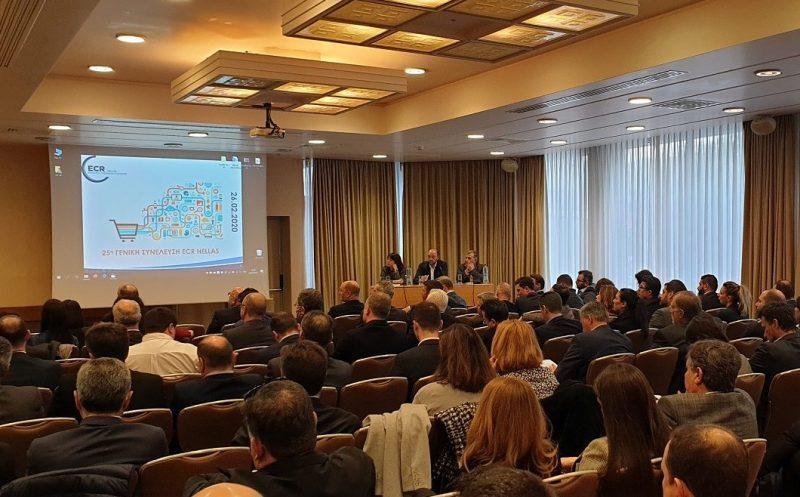 Η τεχνολογία και η εταιρική υπευθυνότητα είναι μονόδρομος για το λιανεμπόριο, σύμφωνα με τις δηλώσεις των στελεχών - μελών του ECR Hellas.