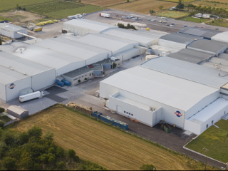 Η βιομηχανία γάλακτος Κρι Κρι δημοσίευσε τις οικονομικές καταστάσεις εξαμήνου 2020. Ο κύκλος εργασιών της εταιρείας αυξήθηκε κατά 14,8%.